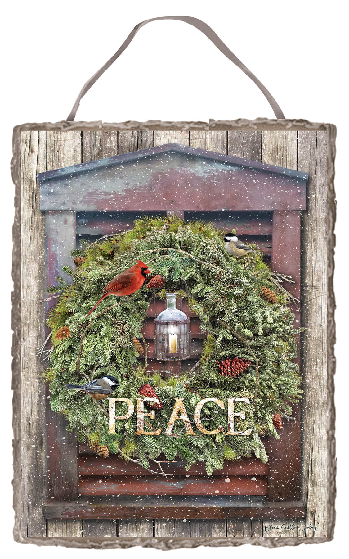 Farmhouse Peace Slate
