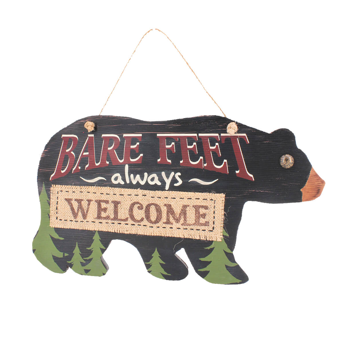 30216 - Black Bear Sign