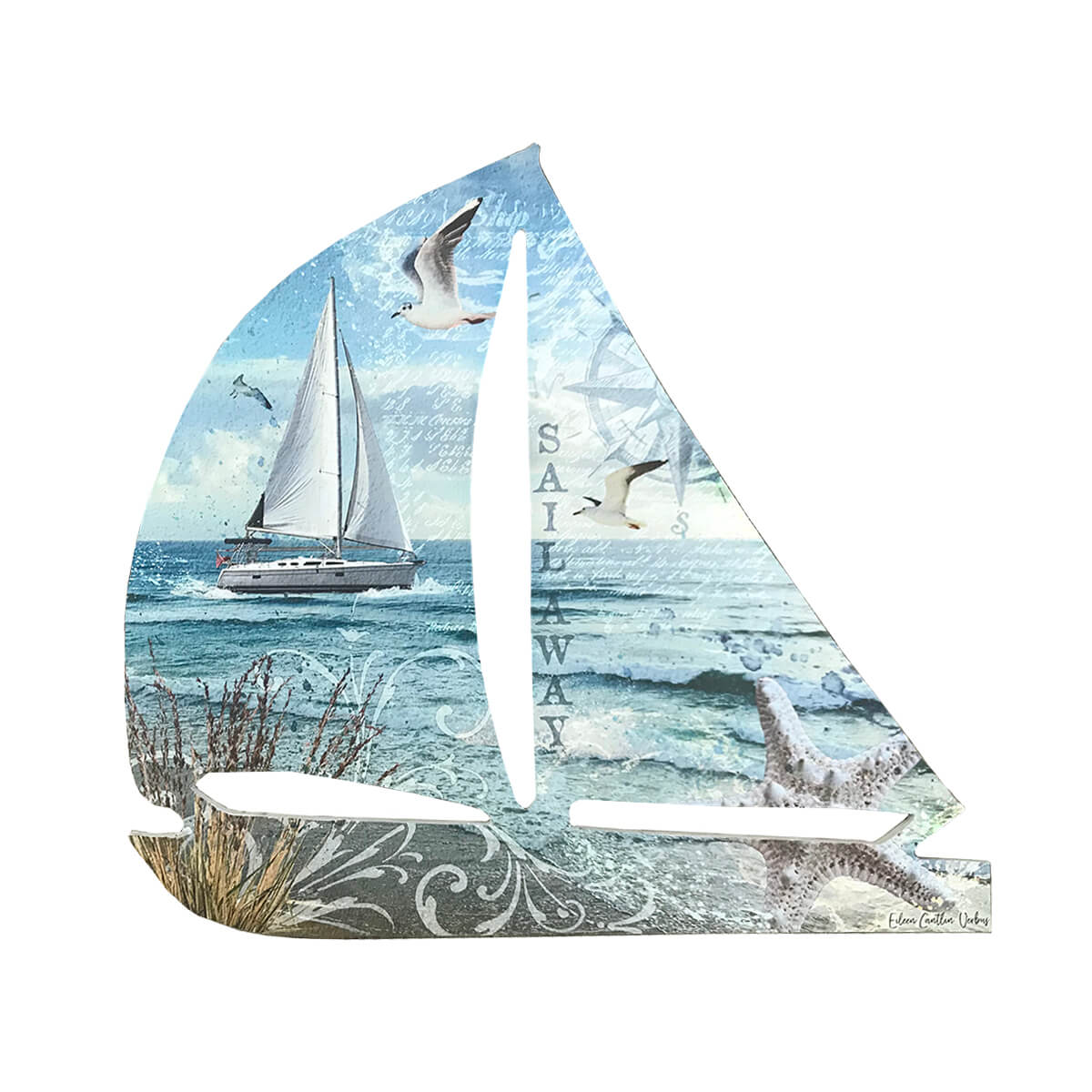 20079 - Sailboat Dreamscape