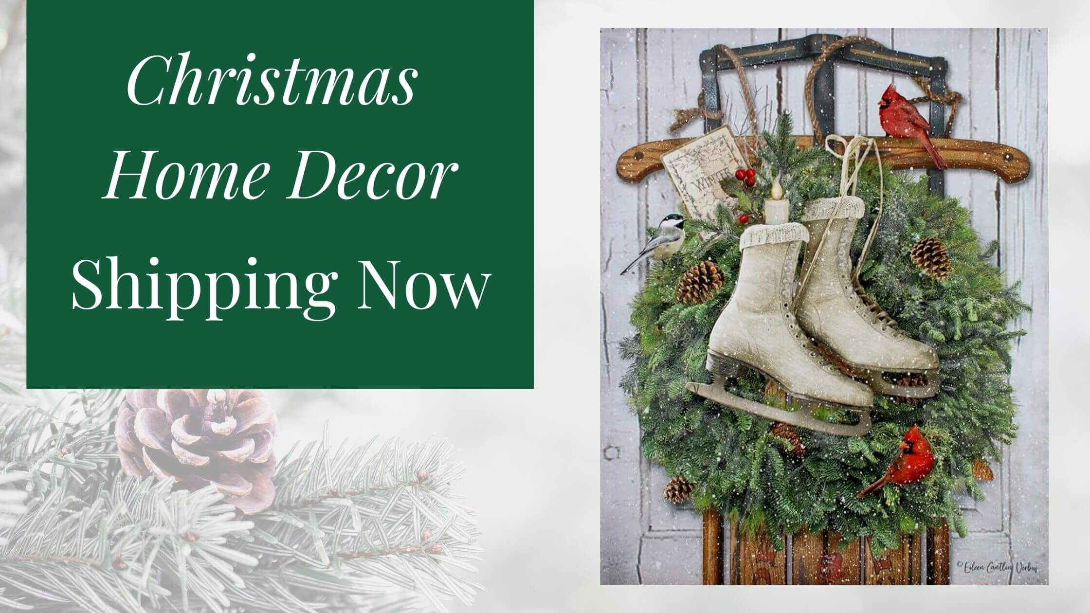 Wholesale Christmas Decorations shipping now
